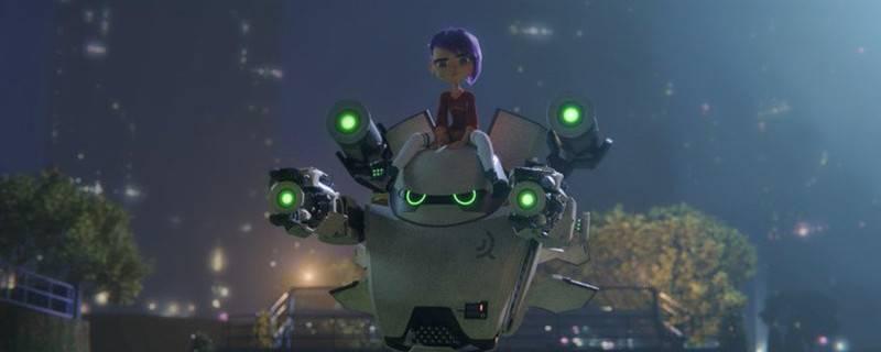 未来机器城的演员