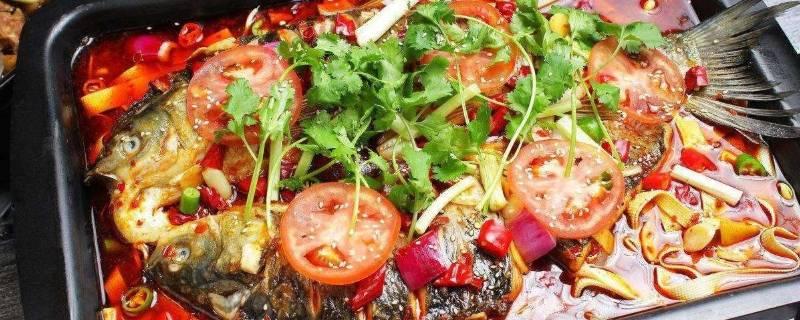 重庆烤鱼怎么做