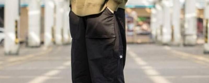 束脚裤适合大腿粗的人穿吗(小腿粗适合穿束脚裤吗)