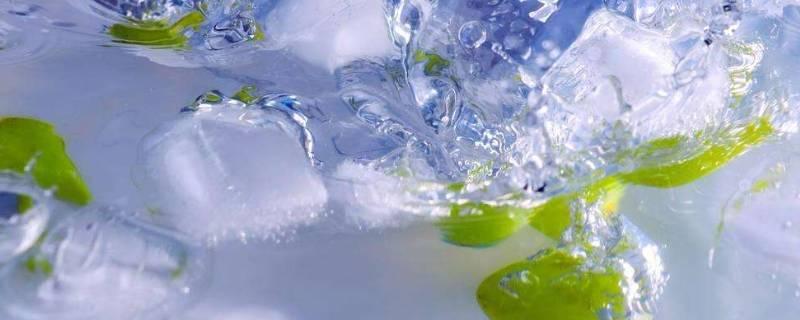 水要多久才能结成冰