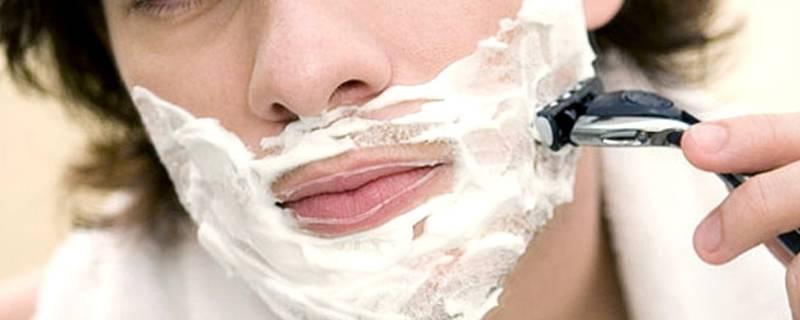 刮胡子用的泡沫是什么