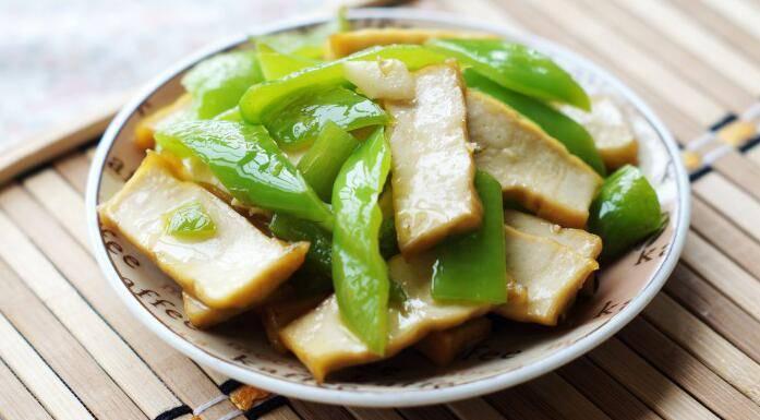 卤豆腐怎么炒(卤豆腐怎么炒菜)插图7