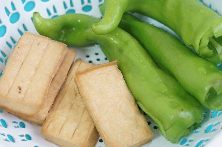 卤豆腐怎么炒(卤豆腐怎么炒菜)插图1