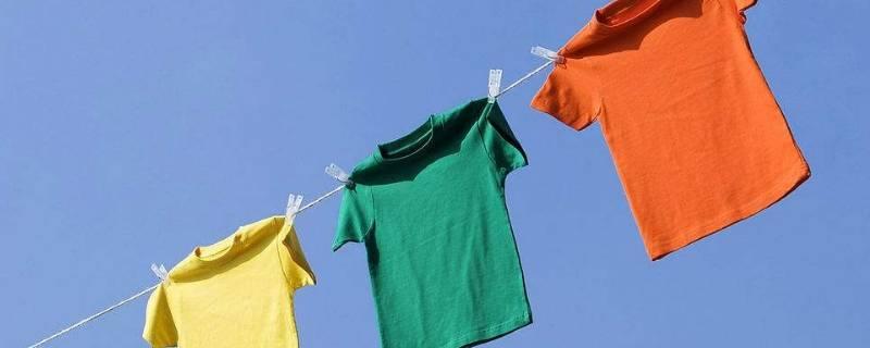 衣服潮湿发霉了怎么清洗?
