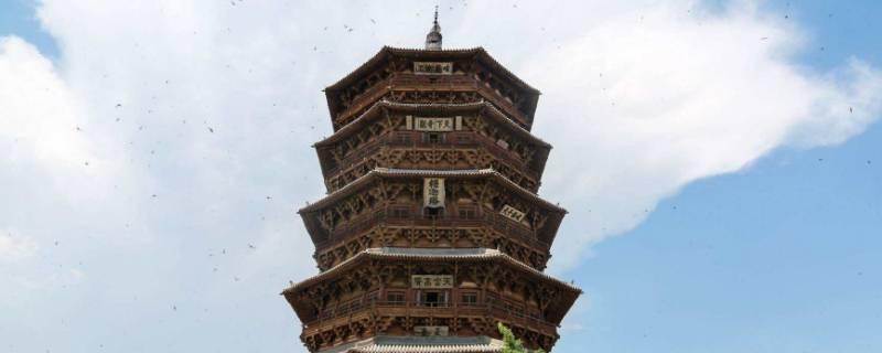 塔属于什么建筑