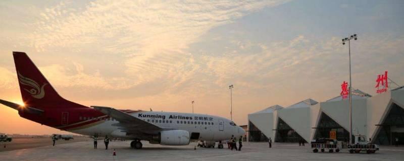 惠州有机场吗?