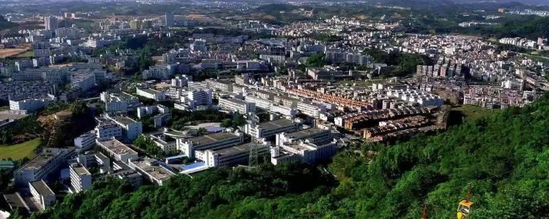 南岭村为什么是中国第一村