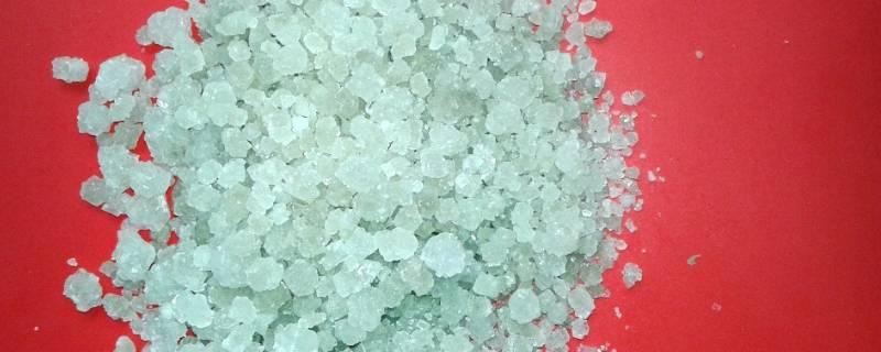 工业盐的作用与用途