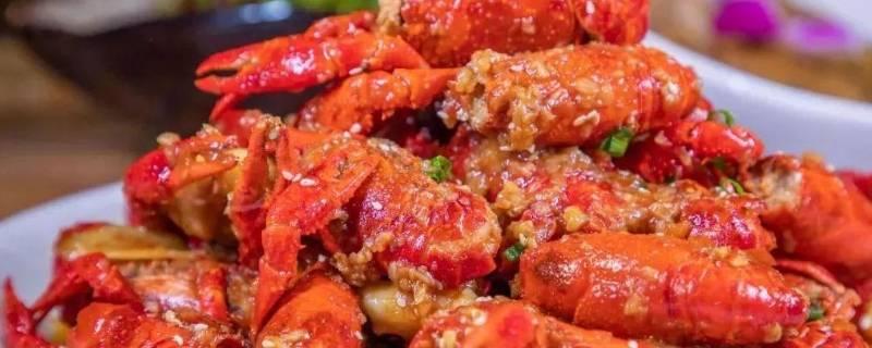 龙虾肉怎么炒