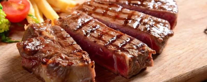 西餐牛排有几种