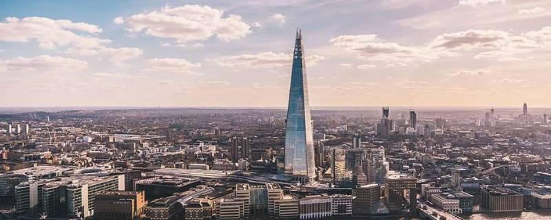 伦敦的三大标志性建筑