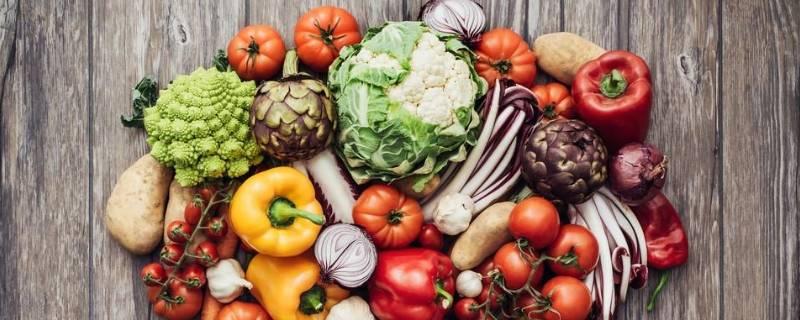 夏天的蔬菜瓜果有哪些