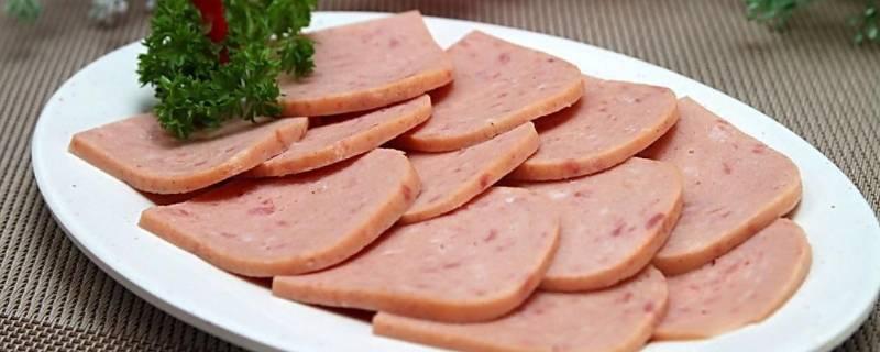 怎样做午餐肉好吃