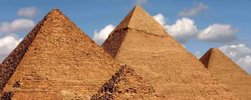 金字塔的简单介绍